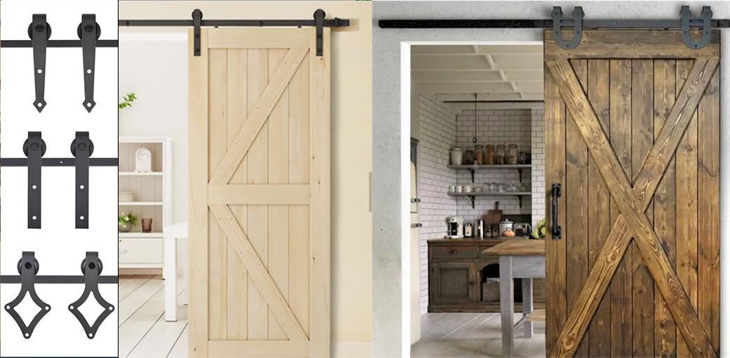 Drugie życie drzwi do stodoły