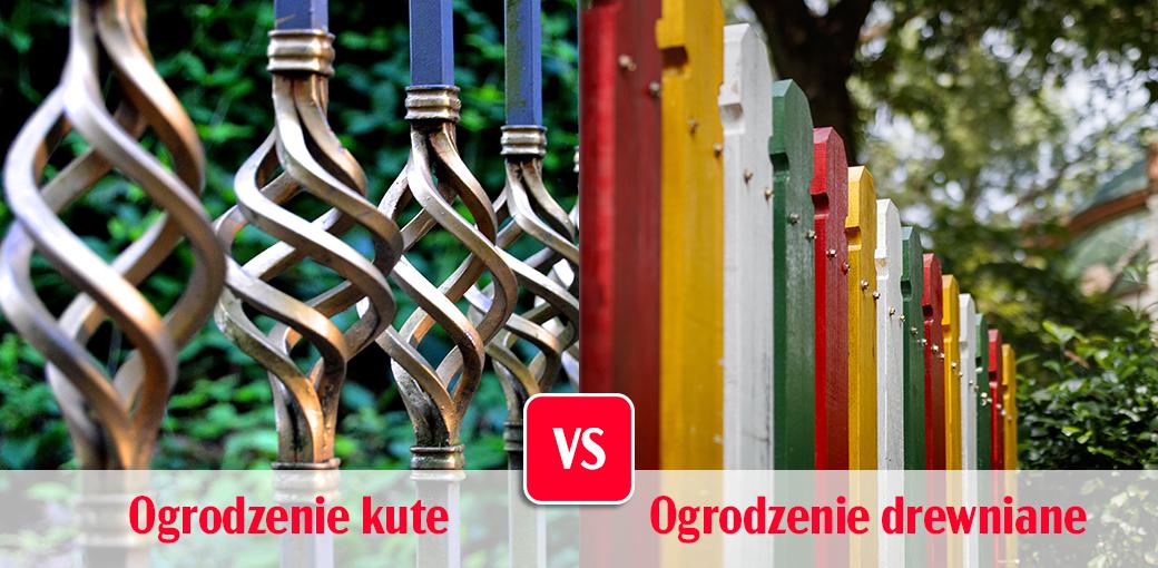 Jakie ogrodzenie wybrać – kute czy drewniane?