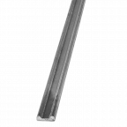 Płaskownik stalowy kuty dwugarbny 25x8 mm L3000 mm