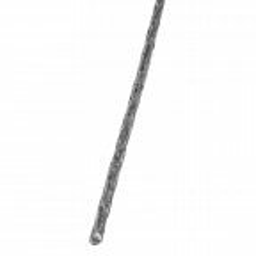 Pręt stalowy kuty korowany fi 8 mm L3000 mm