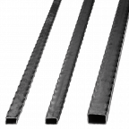 Profil stalowy fakturowany 50x30x3 mm H6000 mm