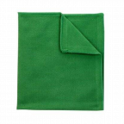 Ścierka z mikrowłókna 3M, 36 x 36 cm, zielona