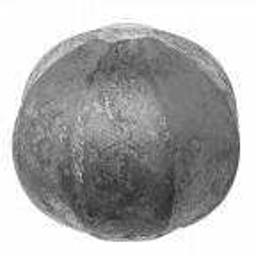 Kula stalowa pełna fi 35 mm