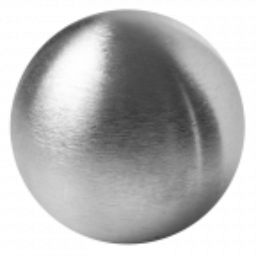Kula stalowa pusta, zamknięta fi 200 mm