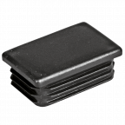 Zaślepka plastikowa do profilu kwadratowego 60x120 mm