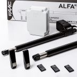 ALFA 414 zestaw FAAC do bram skrzydłowych o maksymalnej długości skrzydła 3 m