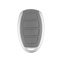 Pilot do bramy PROXIMA OVAL Bi:KLIK, 8-kanałowy, 433.92 MHz, kompatybilny z systemem BENINCA
