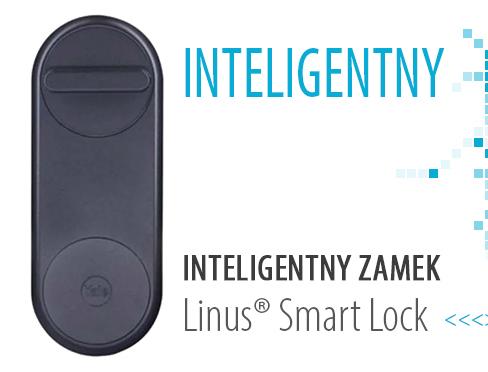 Inteligentny zamek Linus Smart Lock Yale