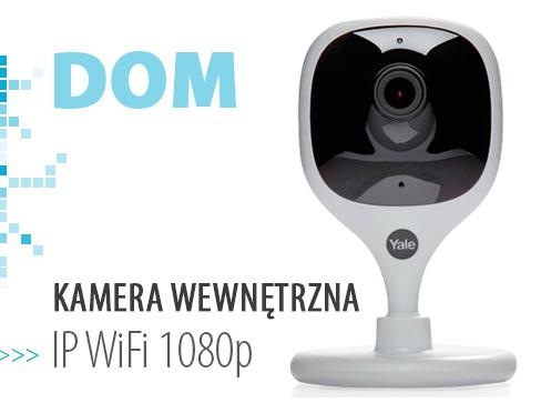 Kamera wewnętrzna IP WiFi 1080p Yale SV-DFFI-W EU